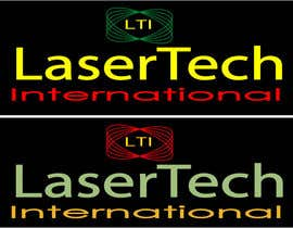 #68 untuk Design a Logo for LaserTech International oleh bdlabs4