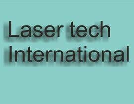#52 untuk Design a Logo for LaserTech International oleh virendramori
