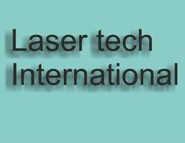 nº 52 pour Design a Logo for LaserTech International par virendramori