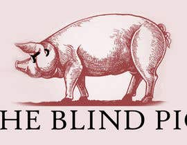 "#59 untuk Design a Logo for ""The Blind Pig"" - A Marijuana Retail Store oleh Cybergooch"