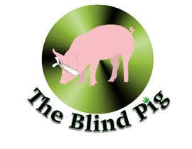 "#77 untuk Design a Logo for ""The Blind Pig"" - A Marijuana Retail Store oleh kestes93"
