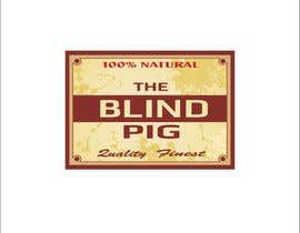 "#67 untuk Design a Logo for ""The Blind Pig"" - A Marijuana Retail Store oleh izabela357"