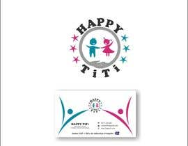 #16 for Logo and Business Card for Happy Titi (baby-sitting) by marijanissima