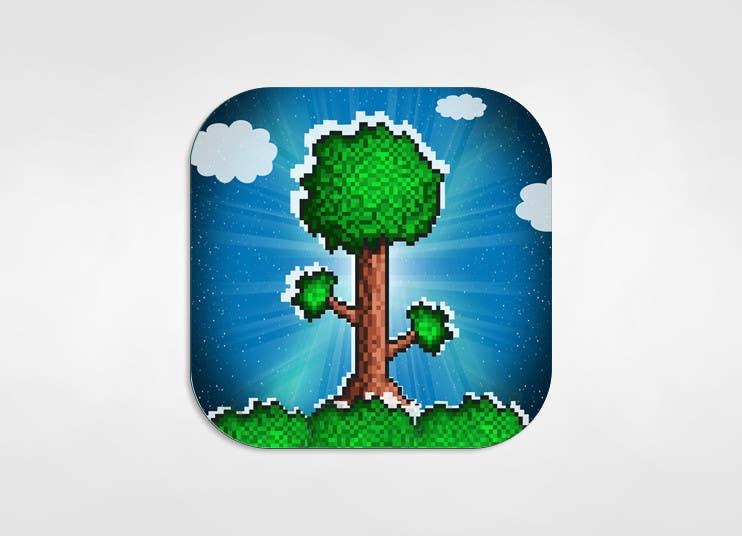 Penyertaan Peraduan #48 untuk Design app icon for iOS app