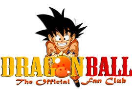 nº 25 pour Dragonball the official fan club par ChristianJohn07