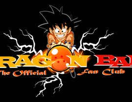 nº 36 pour Dragonball the official fan club par ChristianJohn07