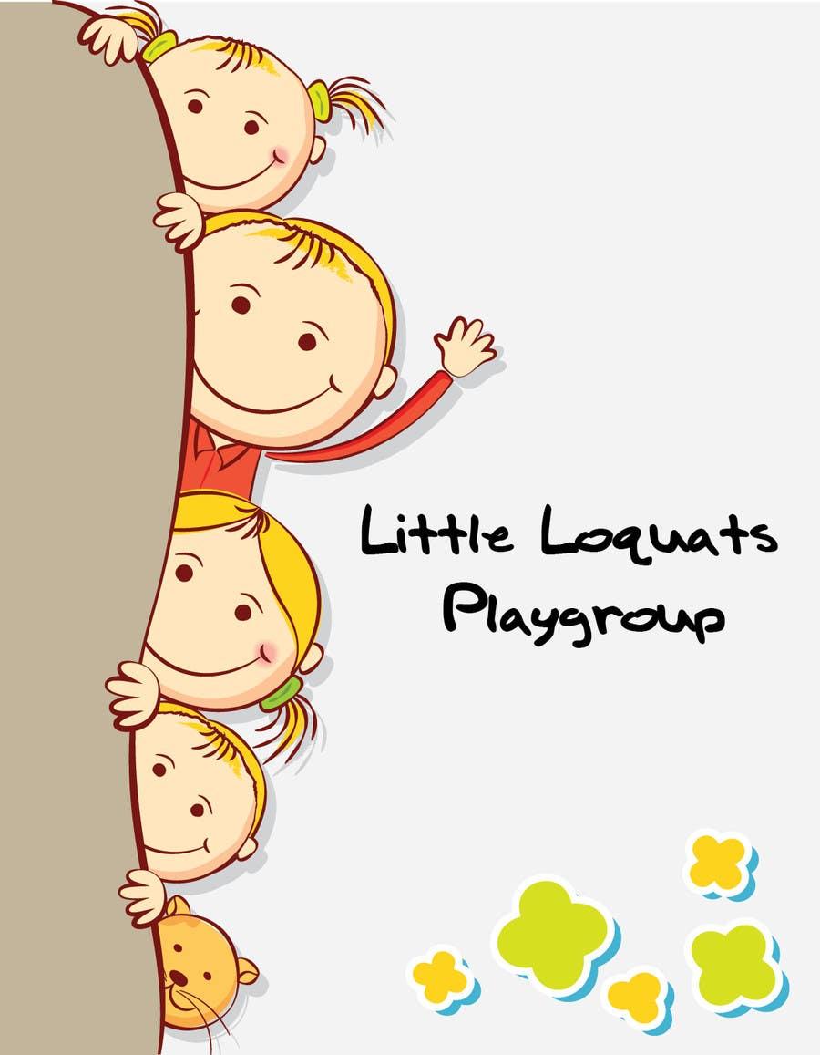 Konkurrenceindlæg #23 for Design a Logo for children's playgroup