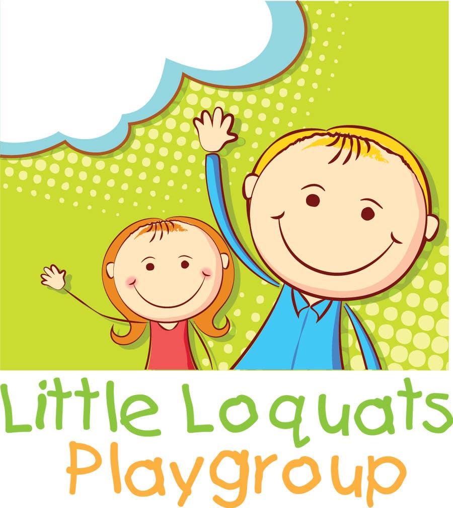 Contest Entry 25 For Design A Logo Childrens Playgroup