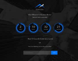 #19 cho Design a Coming Soon Landing Page For an Auction Website bởi lilita300