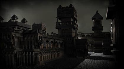 #2 for Graphic designer/artist needed for drawing 16th century architecture/enviroment by clementalwin