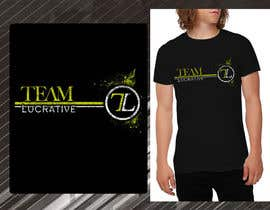 #27 for Design a T-Shirt for Team Lucrative Upcoming Clothing Line af blackhordes