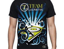 #13 for Design a T-Shirt for Team Lucrative Upcoming Clothing Line af japinligata