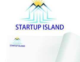 #59 for Design a Logo for STARTUP ISLAND by viadesigns