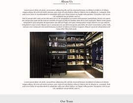 ravskiy32 tarafından Design a Website Mockup For A Liquor Store için no 30