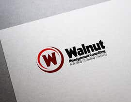 #19 untuk Design a Logo for Walnut Management Consulting an International Business & Management Consulting Organization oleh LogoFreelancers