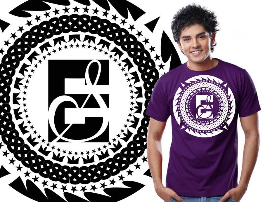 Konkurrenceindlæg #45 for Design a T-Shirt for ES
