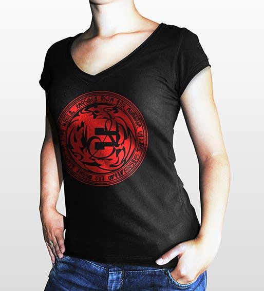 Konkurrenceindlæg #20 for Design a T-Shirt for ES