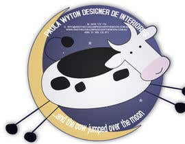 nº 1 pour Design an optional logo for and the cow jumped over the moon par rayallaraghu21