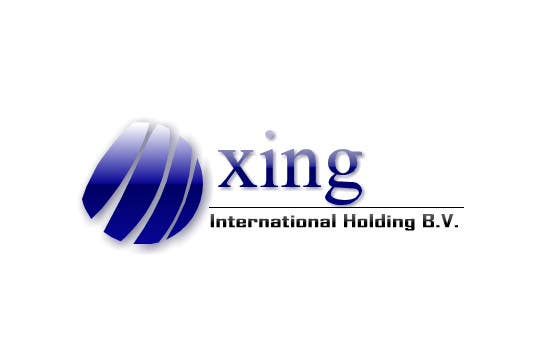 Proposition n°24 du concours Design a Logo for Xing International Holding B.V. (Holding Company)