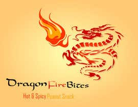 #23 for Design a Logo for Dragon Fire Bites (Spicy Snack) af bassamegy