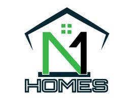 #59 for Design a Logo for N1Homes (Number1Homes) by lilybak