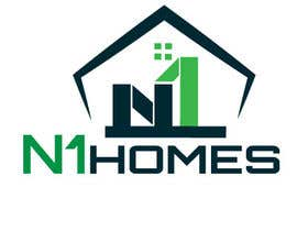 #61 for Design a Logo for N1Homes (Number1Homes) by lilybak
