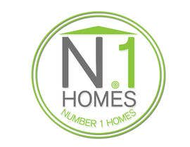 #48 for Design a Logo for N1Homes (Number1Homes) by rayallaraghu21