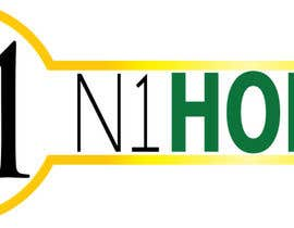 #55 for Design a Logo for N1Homes (Number1Homes) by xPranay