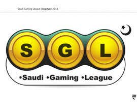 #68 para Logo Design for Saudi Gaming League por AlexZhu