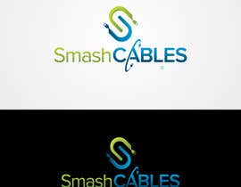nº 126 pour Design a Logo for Smash Cables par axeemsharif