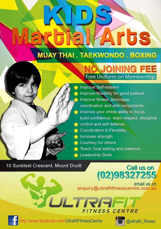 Inscrição nº                                         32                                      do Concurso para                                         Design a Flyer for Kids Martial Arts Classes