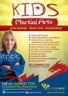 Graphic Design Inscrição do Concurso Nº13 para Design a Flyer for Kids Martial Arts Classes
