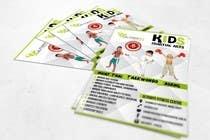 Graphic Design Inscrição do Concurso Nº28 para Design a Flyer for Kids Martial Arts Classes