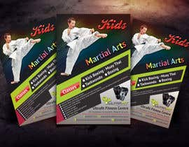 nº 35 pour Design a Flyer for Kids Martial Arts Classes par tahira11