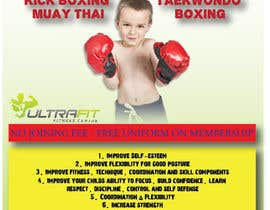 #34 for Design a Flyer for Kids Martial Arts Classes by sinaxari