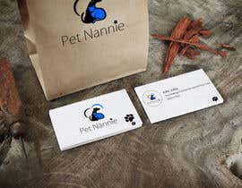 rjanu tarafından Design some Business Cards for Pet Nannie için no 1