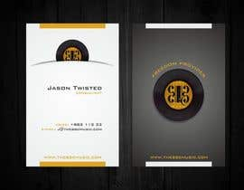 #102 para Business Card Design for The BBC Music por F5DesignStudio