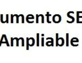 nº 5 pour Posicionamiento WEB par hector990