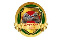 #7 for Bangla gold beer af wincottjulia8