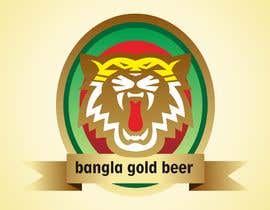 #6 for Bangla gold beer af burhandesign