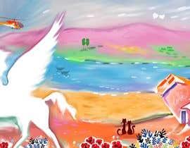 #113 for Valentine's Day Postcard Design af GhitaB