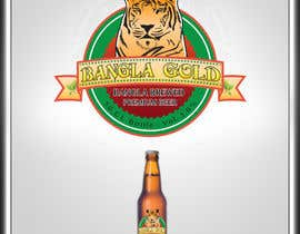 #19 para Bangla gold beer por PPWGD