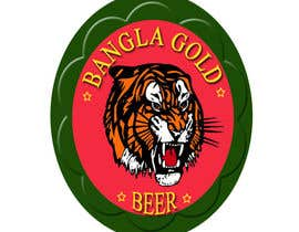 #21 for Bangla gold beer by unisunindia
