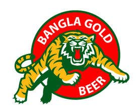 #7 for Bangla gold beer by Hkgdesign