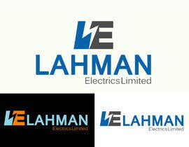 nº 37 pour Design a Logo for Lahmann Electrics Limited par billahdesign