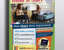 #64 for Design a Flyer/Poster for Hallbookers af SebaComun