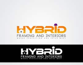 #121 for Hybrid logo - repost by sproggha