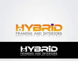 #122 for Hybrid logo - repost by sproggha