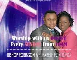 petersamajay tarafından Church Livestream flyer için no 24