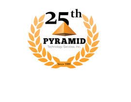 #61 for Design a Logo for businesses 25 Anniversarry by dipakart